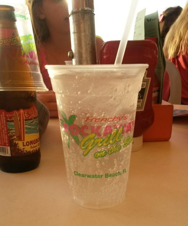 Frenchys Rockaway Grill on the Beach in Clearwater Beach, Florida