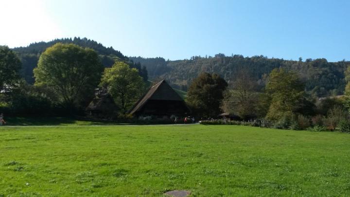Alter Schwarzwald Bauernhof, Vogtsbauernhof