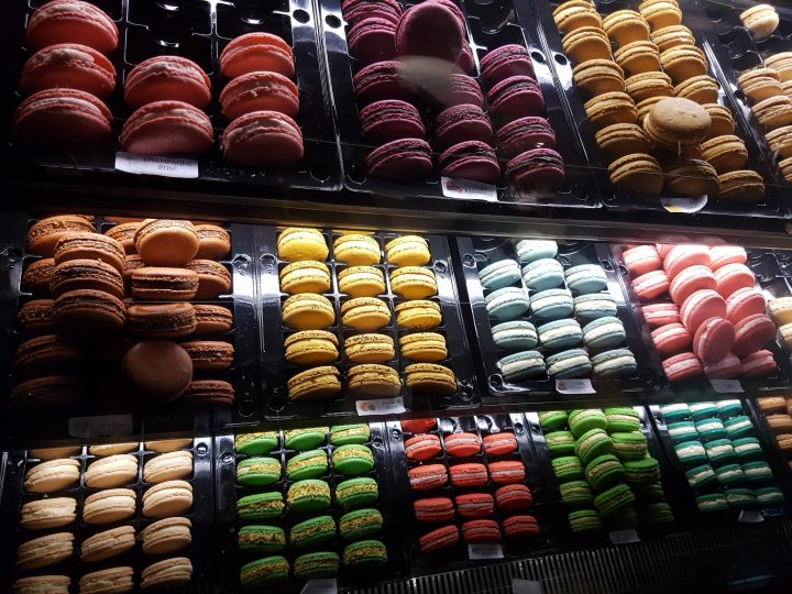 Macaron Cafe New York City