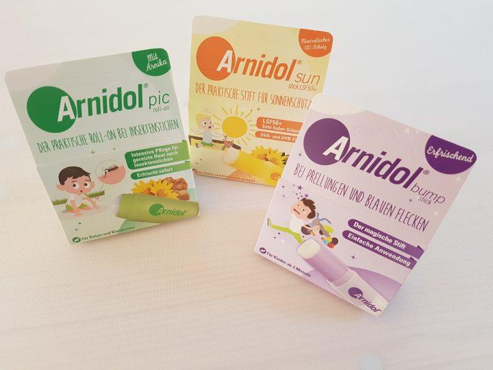 Arnidol Sticks für Kinder