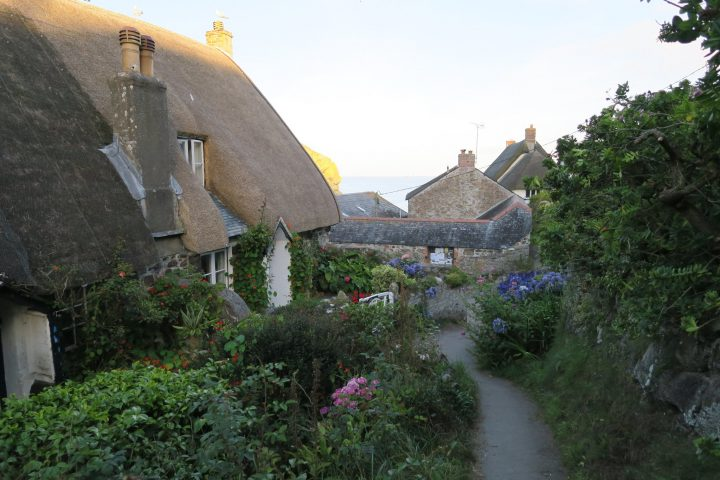 Schöne Cottages in Cadgwith