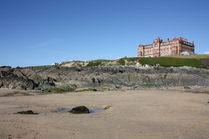 The Headland Hotel Newquay cornwall