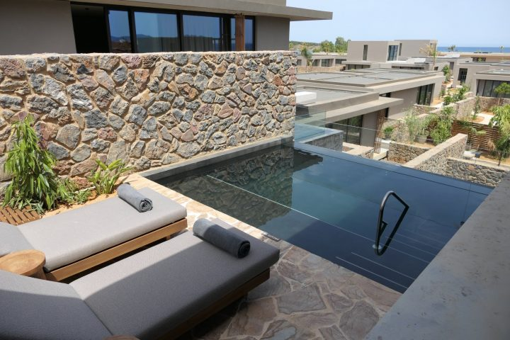 Casa Cook Chania privater Pool