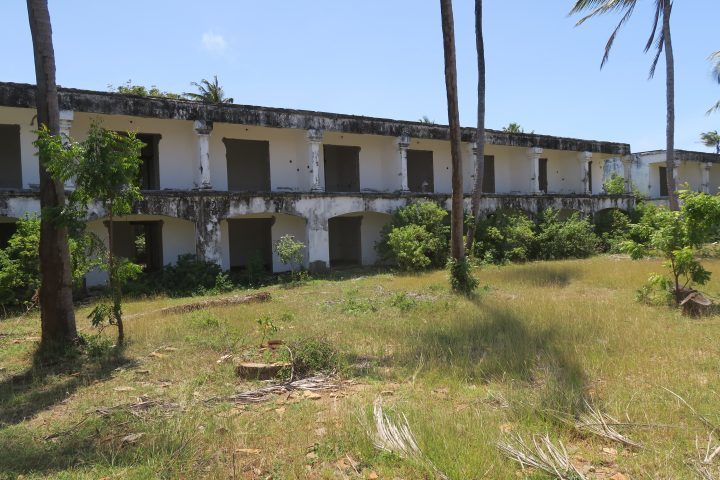 Lost Places, ASC Hotel, Kenia, Palm Beach Pool 1
