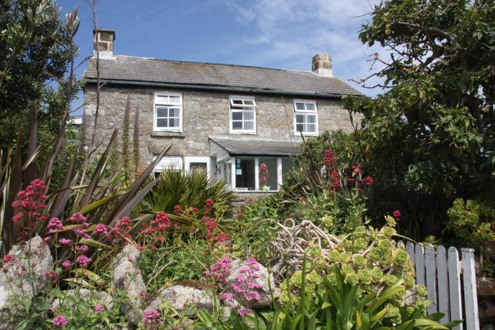 Cottage auf St. Agnes, Isles of Scilly