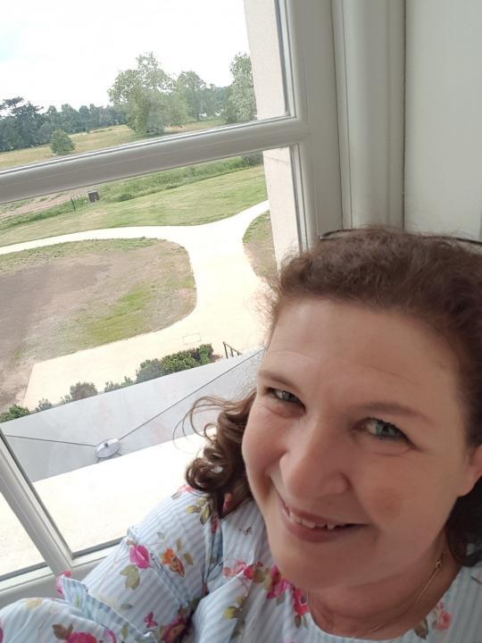 Fenster mit Fensterbank