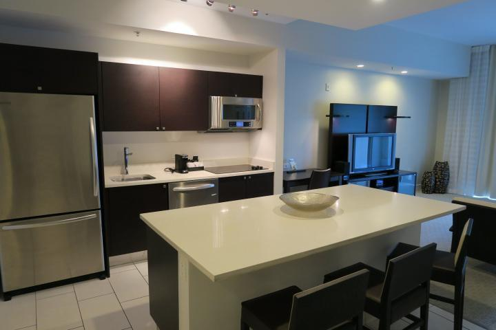 Kitchen, Provident Doral at the Blue