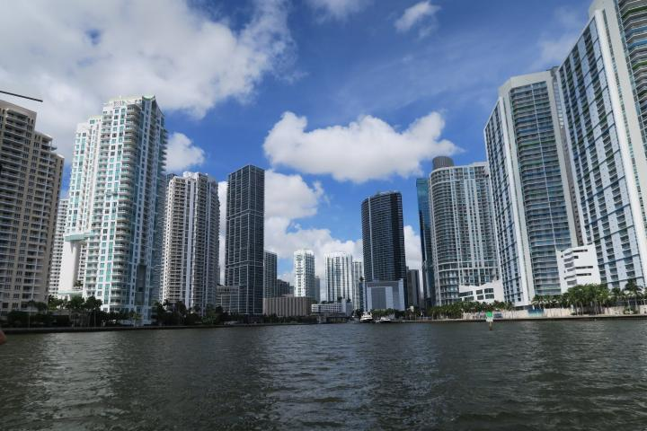 Bootstour Island Queen Cruises, Miami mit Kindern