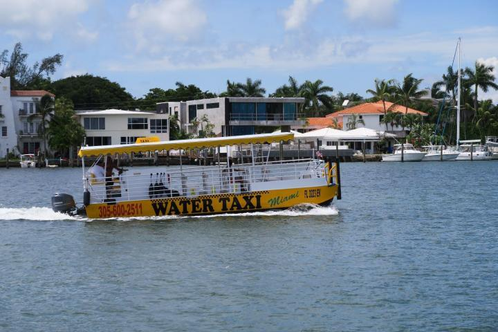 Water Taxi, Miami