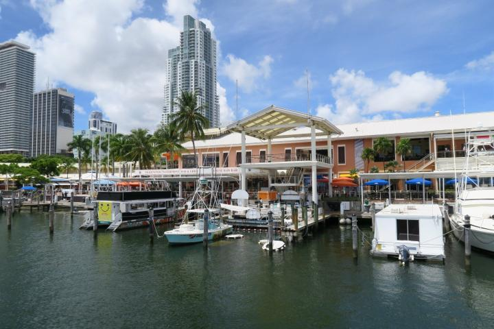 Tradewinds Bar & Grill, Downtown Miami, Sightseeing Cruise in Miami