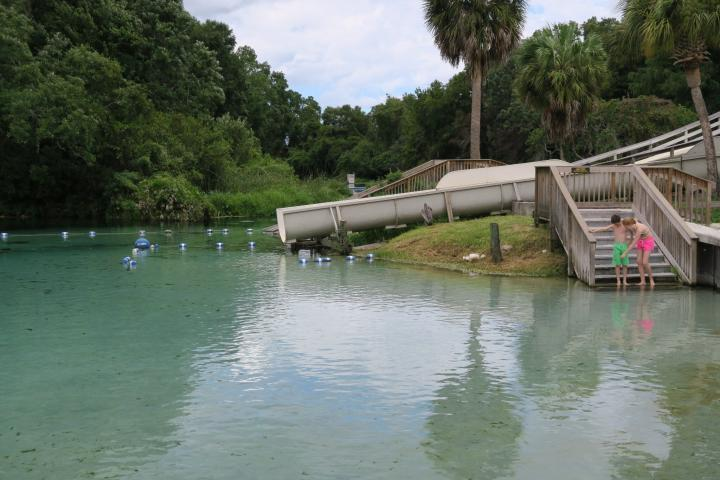 Weeki Wachee, Florida, Hurrikan