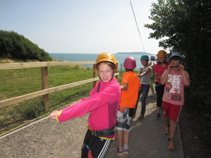 Giant Swing PGL English Adventure Camp