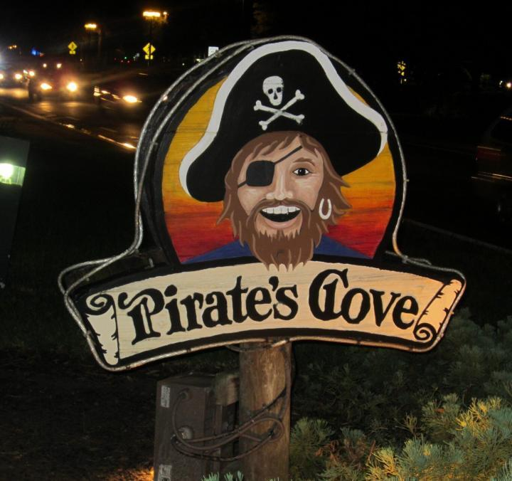 Pirate's Cove Adventure Cove in Orlando, Florida