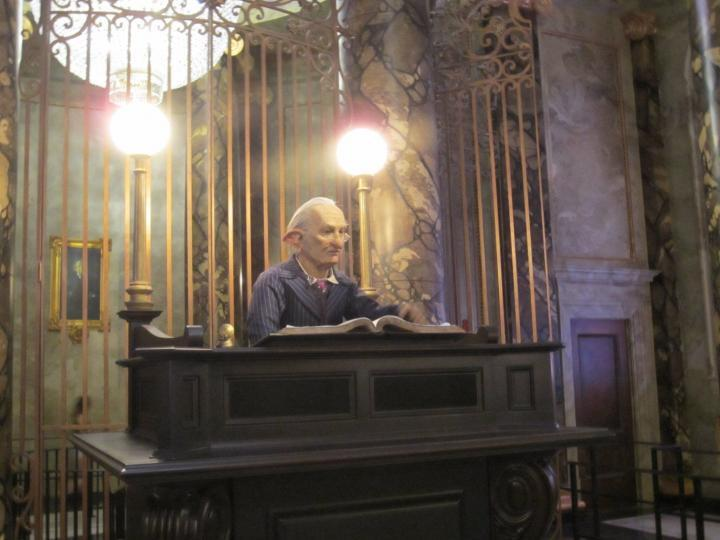 Gringotts at Universal Orlando, Florida