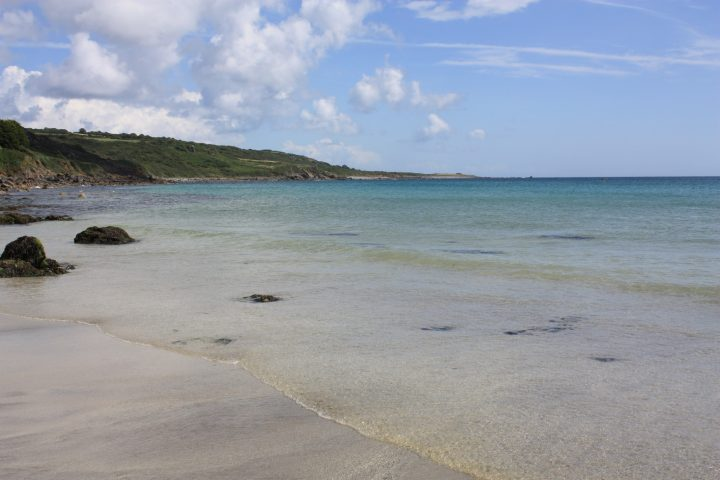 Traumhafte Bucht in Coverack, Cornwall