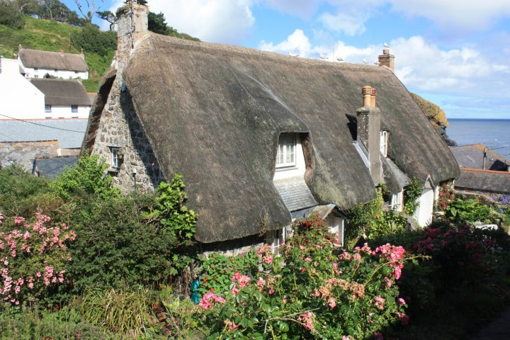 Traumhaus mit Meerblick in Cadgwith Cornwall