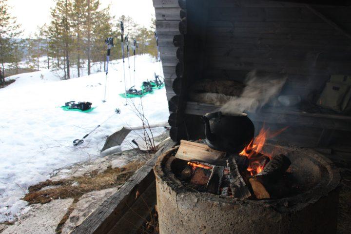 Schwedisch Lappland, Urlaub auf dem Bauernhof, Stormyrbergets Lantgard