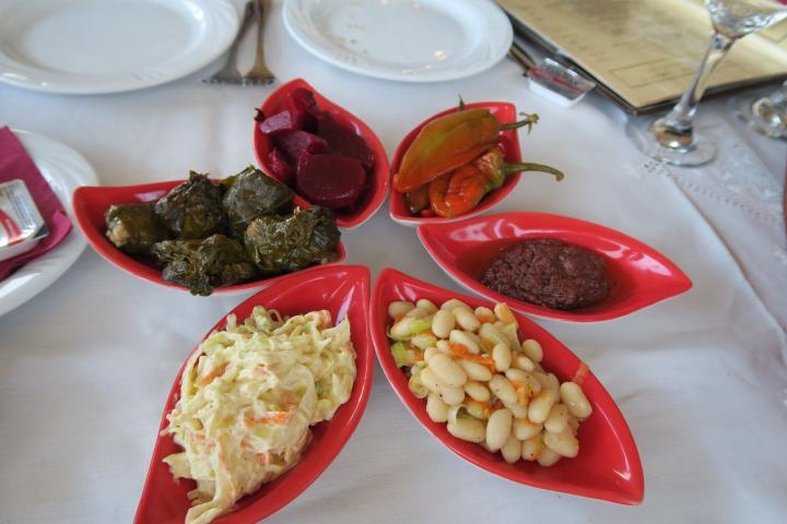 Restaurant Petra Bay, Makrigialos, Kreta mit Kindern