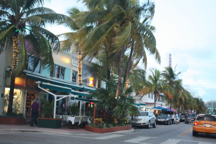 Ocean Drive, Miami Beach, Florida