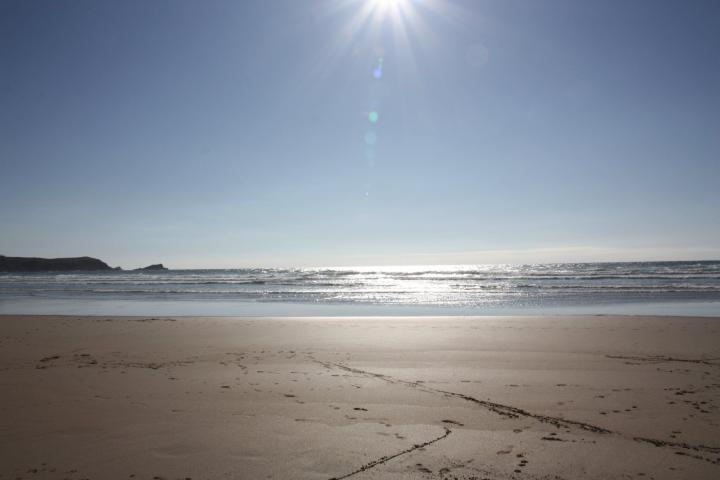 Fistral Beach, The Headland, Newquay, Cornwall, Cornwall mit Kindern