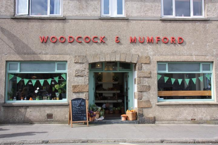 Woodcock & Momford, Hugh Town,St. Mary's Isles of Scilly