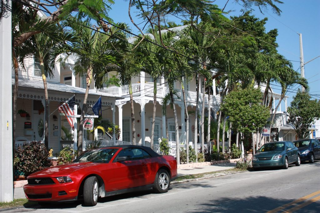 Hotel The Palm in Key West, Florida