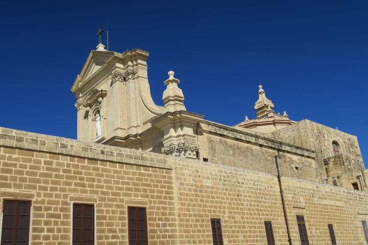 Kirche Zitadelle Gozo
