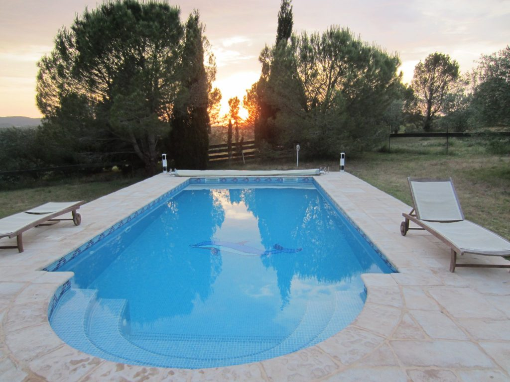 La Couscouillette, Montlaur, Pool